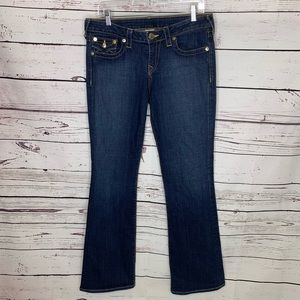 True Religion Becky flare jeans
